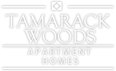 Tamarack Woods Apartment Homes Logo
